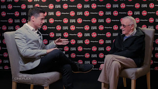 Stan Lee cameo talk