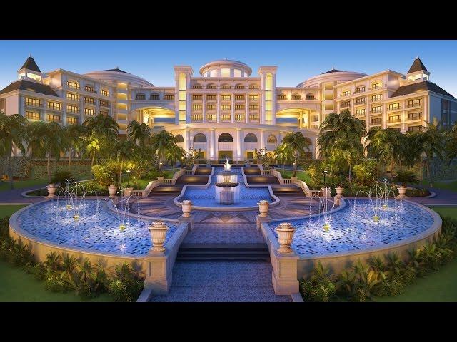 Vinpearl Hạ Long Resort (4K Video outside)  - Flycam Hạ Long Quảng Ninh Skycam Drone View