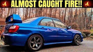 Cheap Subaru WRX Bugeye Project Car   How Broken is it?