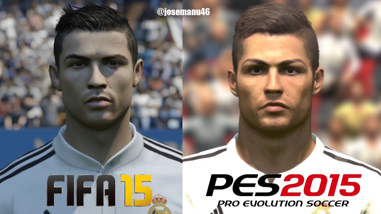 How to CREATE your PLAYER in FIFA 15 - YouTube