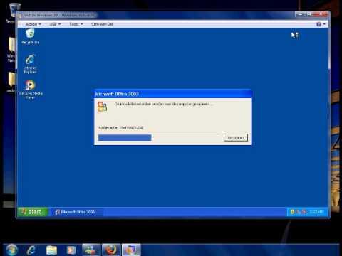 virtual pc for windows xp sp2