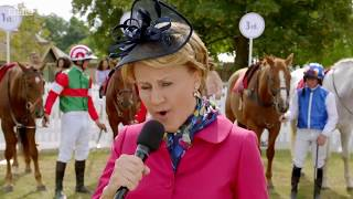 Tracey Ullman as Clare Balding