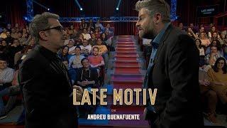 LATE MOTIV - Raúl Cimas.
