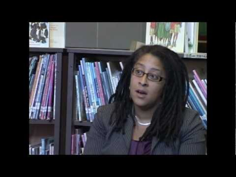 Open Circle at the Edward Everett Elementary School, Nicole Mack, Former Principal