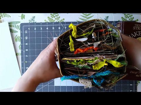 Garden Grimoire JJ Part 1 (See next video for the last bit😬)- Swap with Priscilla