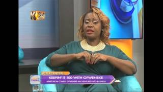 Talk Central: One on one with Dr. Ofweneke