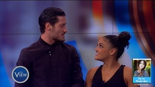 The View Dancing with the Stars Season 23 Finalists | LIVE 11-23-16