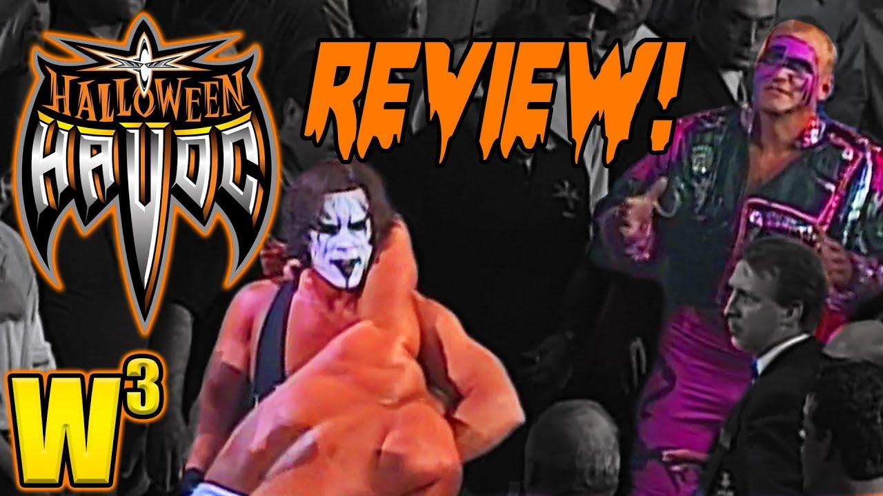 wcw halloween havoc 2000 review | wrestling with wregret - youtube