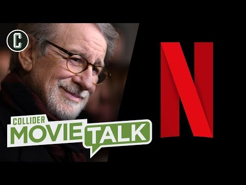 Steven Spielberg vs. Netflix: Who's Right and Who's Wrong? - Movie Talk