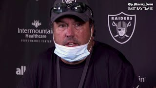 """Raiders Defensive Coordinator Paul Guenther: """"We rebuilt the engine with some new young talent."""""""