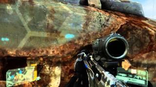 Crysis 3 Gameplay HD 1080p 60fps SOURCE H.264 -test
