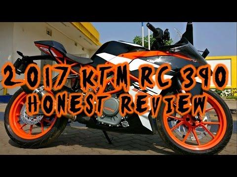 2017 KTM RC 390 Full Honest Review   Pocket Rocket   Indian Superbike