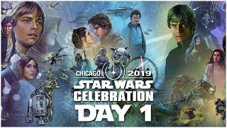 Star Wars Celebration: Day 1 - Episode IX Trailer Reaction