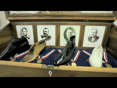 This company makes every president's shoes
