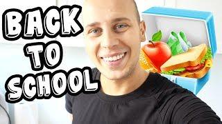 BACK TO SCHOOL - KANAPKI DO SZKOŁY