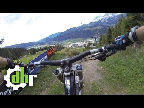 Downhill Worldcup Track 2015 at Bikepark Planai Schladming by downhill-rangers.com