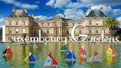 LUXEMBOURG GARDENS - BEST PARK IN PARIS? | Eileen Aldis