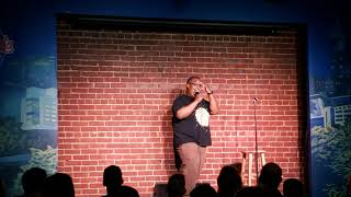 Tank Smith at Goodnights Comedy Club - 6/1/19