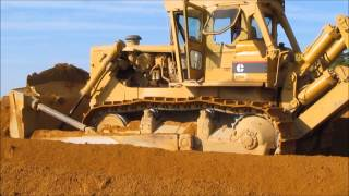 1977 caterpillar d9h dozer for sale   sold at auction september 25 2014