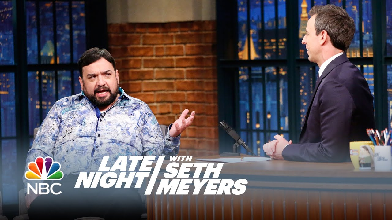 El Chapo Visits Late Night – Late Night with Seth Meyers