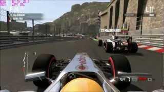 F1 2011 PC benchmark Ultra settings