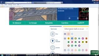 8 - Les onglets de navigation sur Internet Explorer