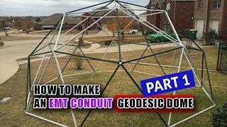 Conduit Dome Part 1