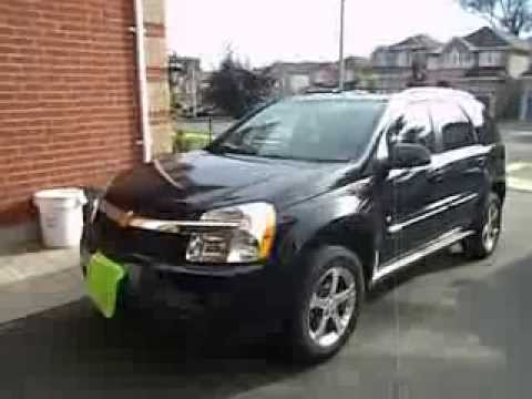 2007 Chevrolet Equinox LT Startup Exhaust & In Depth Tour