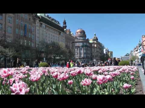 Visit Prague / Praha in spring