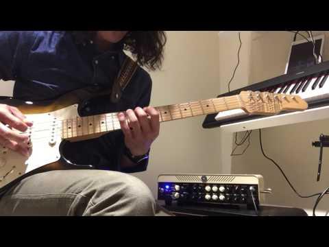 モダンチャンネル YAMAHA THR100H Dual Beeギター教室新宿校 林先生 による演奏