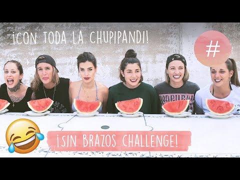 ¡SIN BRAZOS CHALLENGE!