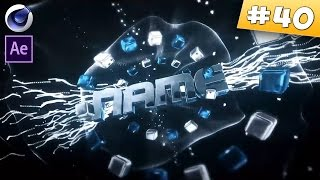 Top 10 Best Intro Templates #40   Cinema 4D & After Effects