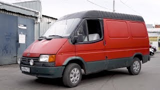 Как Я Купил Автобус За 100 000 Руб