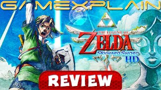 Is Zelda: Skyward Sword HD Better on Switch? - REVIEW (Video Game Video Review)
