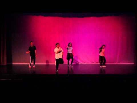 Tupper dance performance 2015
