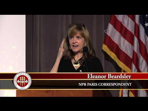 Lecture: NPR Correspondent Eleanor Beardsley