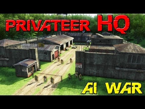 FarCry 3 - Rakyat Attack Privateer Headquarters - AI War