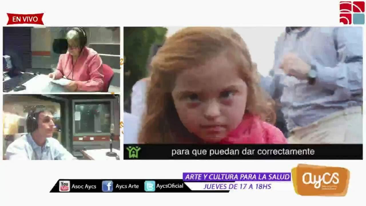 AyCS - Asociación Sindrome de Down de la República Argentina (ASDRA) - 29.09.16