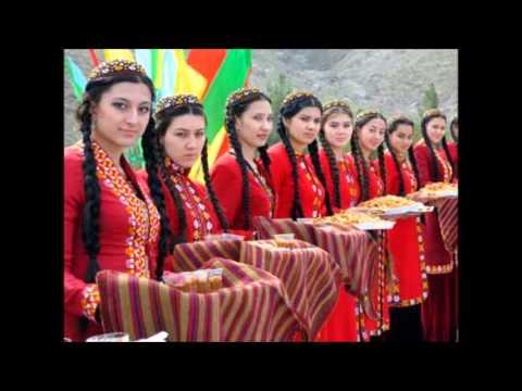 Symphonic Pictures of Turkmenistan III: Dance of Girls