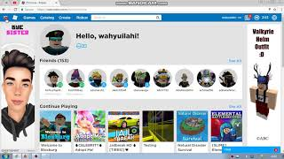 For Roblox (BC) free accounts