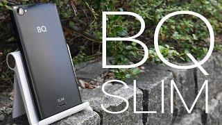 Обзор бюджетного смартфона BQS-5060 Slim