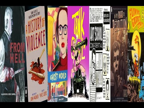 Странные фильмы по комиксам.
