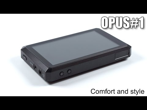Audio Opus Opus 1 Hi Res Digital Audio Player Review M