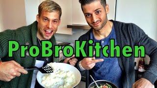 Probrokitchen Mit Brosep - Eiweiss-porridge In 5 Minuten