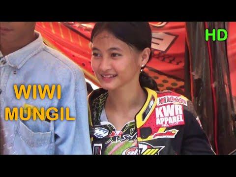 WIWI MUNGIL BIDADARINYA Drag Bike Indramayu Kejurnas Seri 3 Class DB4 Final