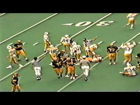 1987 Football Wapsie Valley vs Emmetsburg