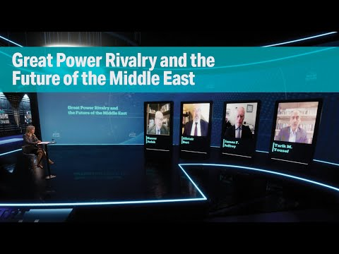 Great Power Rivalry and the Future of the Middle East  | TRT World Forum 2021