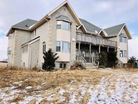 Abandoned Mansion Explored! Explore #3 Ontario, Canada