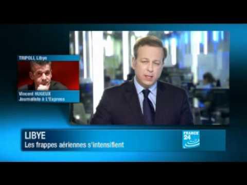 Libye : Les frappes aériennes s'intensifient à Tripoli