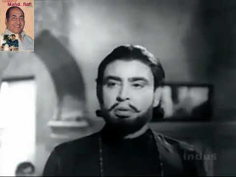 Happy Birthday To I.S. JOHAR Feb, 16,1920 RAFI SAAB